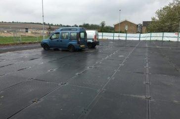 Car park matting- Duradeck