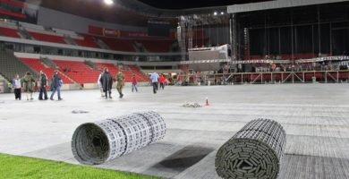 Portapath stadium flooring