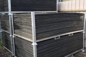 Stillage for Euromat or Duradeck